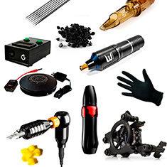 Татуировочное оборудование