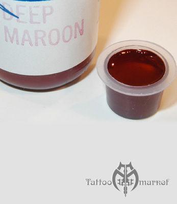 Deep Maroon