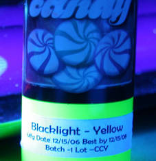 Black Light Yellow - желтый