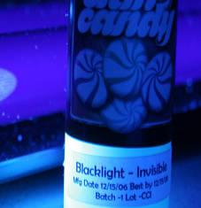 Black Light Invisible - невидимый белый