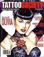 Журнал Tattoo Society №5
