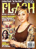 Журнал Tattoo Flash