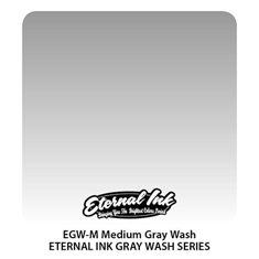 Gray Wash Medium