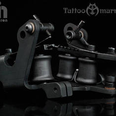 Mr. and Mrs. Smith Tattoo Machines