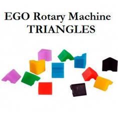 EGO Rotary power triangles
