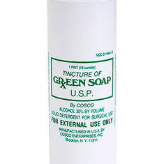 Green Soap - Зеленое Мыло