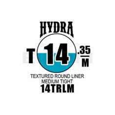 Textured Round Liners Medium Tight 14