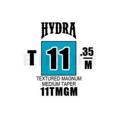 Hydra Textured Magnum Medium Taper 11