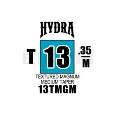 Hydra Textured Magnum Medium Taper 13
