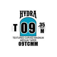 Hydra Textured Curved Magnum Medium Taper 09