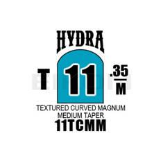 Hydra Textured Curved Magnum Medium Taper 11