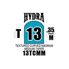 Hydra Textured Curved Magnum Medium Taper 13
