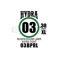 Hydra Bugpin Round Liners - 03