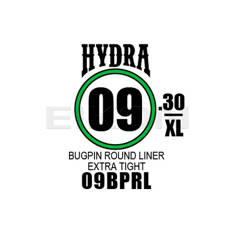 Hydra Bugpin Round Liners - 09