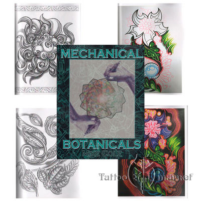 Mechanical Botanicals by Mike Cole