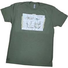 Aaron Cain Jonesy T-shirt