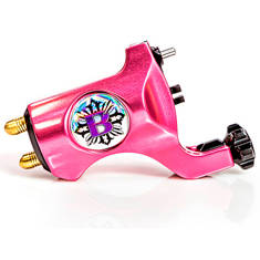 Bishop Rotary V6 Gothic Pink Ход 4.2