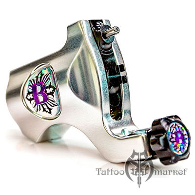 Bishop Rotary V6 Platinum Silver Ход 4.2