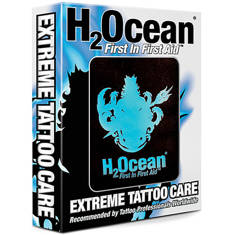 H2OCEAN EXTREME TATTOO CARE