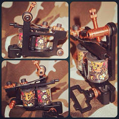 Black Liner Tattoo Machine