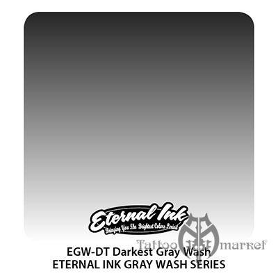 Darkest Gray Wash