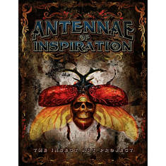 Antennae of Inspiration : The Insect Art Project