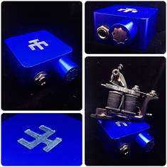 Power Box3A Blue