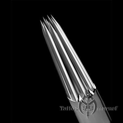KWADRON 0.35mm long taper 3RLLT