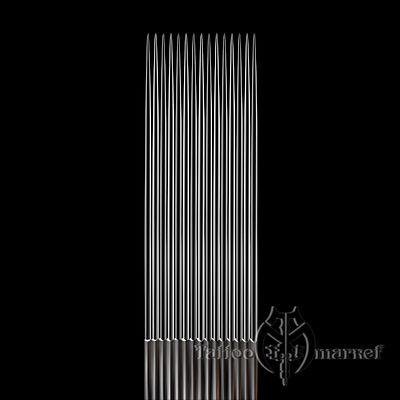 KWADRON 0.35mm long taper 7 Flat