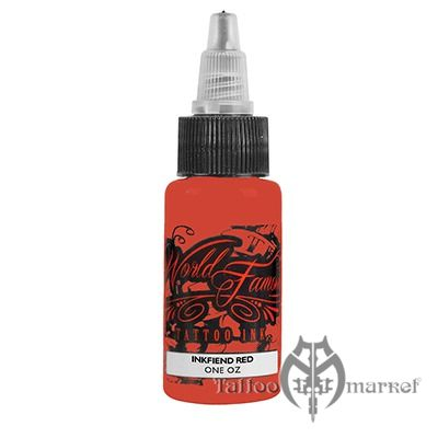 Master Mike Asian - Inkfiend Red