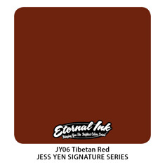 Tibetan Red - Jess Yen Set