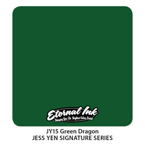 Green Dragon - Jess Yen Set
