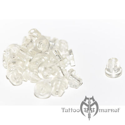 Durable Nipples-Soft Clear