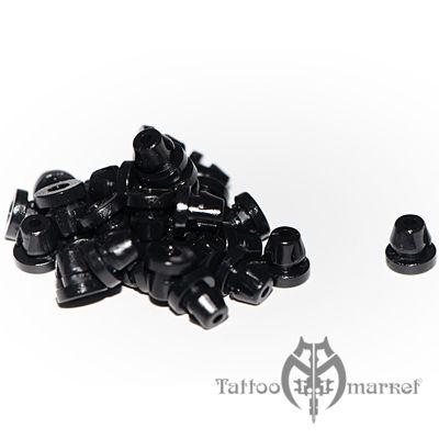 Durable Nipples-Soft Black