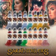 Sarah Miller's Valhalla Portrait Set 16шт