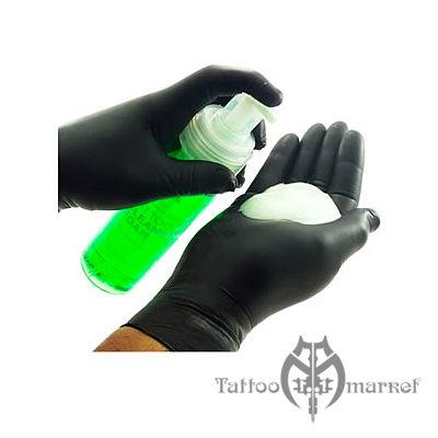 Aloe Tattoo Cleansing Foam-пенка 220мл