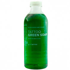 Aloe Green Soap with Alantoin - 1000мл