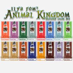 ILYA FOM'S ANIMAL KINGDOM SET 16шт