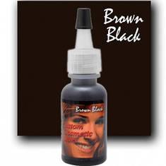 Brown-Black - Черно-коричневый