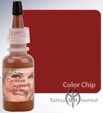Red Brown - Красно-коричневый