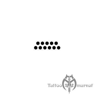 Пайка 11 игл - магнум TXT