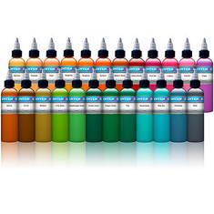 25 Color Set - набор из 25 цветов