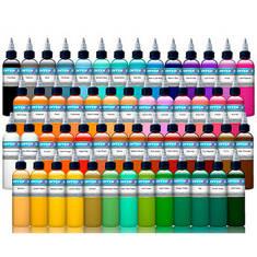 54 Color Set - набор 54 цвета