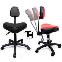 Профессиональный стул - черный
