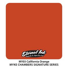 California Orange