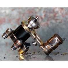 """The New """"Z"""" Rotary - Old Brass Edition"""
