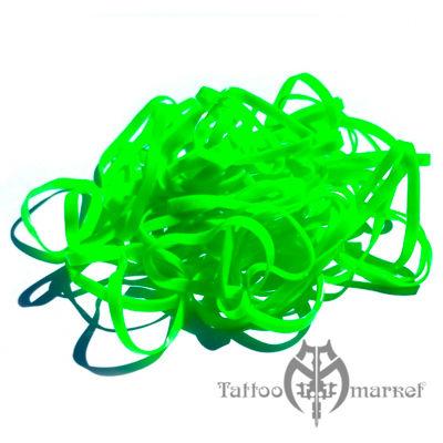 Бандажные UNISTAR зеленые