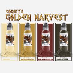 Damian Gorski Golden Harvest Set 4шт