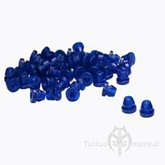 Durable Nipples-Hard Blue