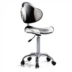 Роликовый стул ELEMENT со спинкой